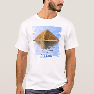 Giza Pyramid of Egypt T-Shirt