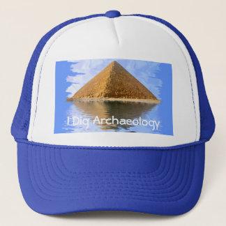 Giza Pyramid of Egypt Trucker Hat