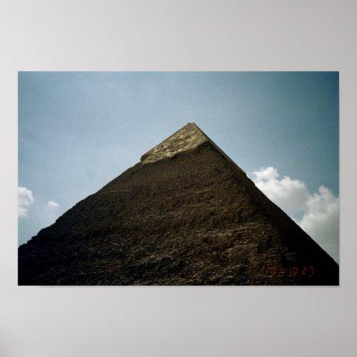 Giza Pyramid Poster