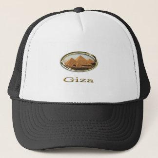 Giza Pyramids Designs Trucker Hat
