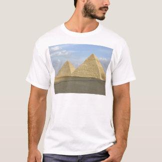 Giza Pyramids Photo T-Shirt
