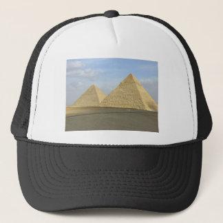 Giza Pyramids Photo Trucker Hat