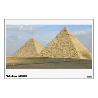 Giza Pyramids Photo Wall Sticker
