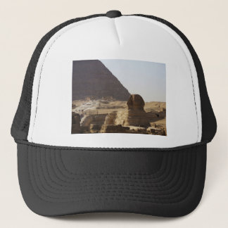 Giza Pyramids & Sphinx photo Trucker Hat