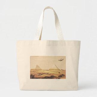 Giza Spaceship Bags