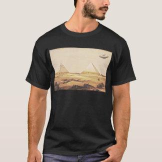 Giza Spaceship T-Shirt