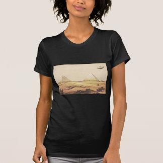 Giza Spaceship TShirt Shirts