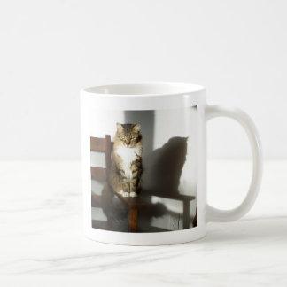 Gizmo Classic White Coffee Mug