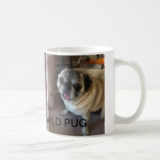 Gizmo the wild pug mug!