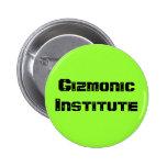 Gizmonic Institute 2 Inch Round Button