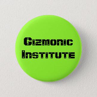 Gizmonic Institute Pinback Button