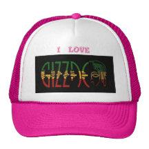 Gizzae cap hats