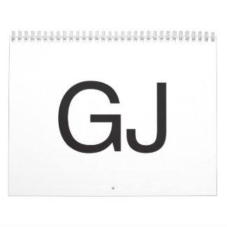 GJ CALENDAR