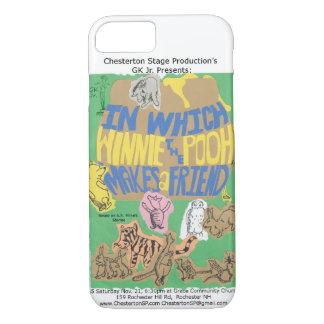 GK Jr Pooh 2015 Cell Phone Case