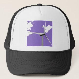 GKWF purple Trucker Hat