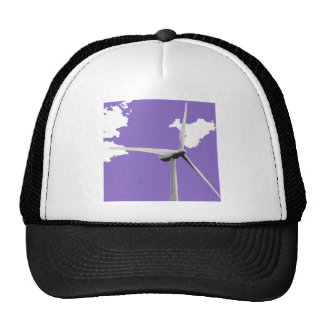 GKWF purple Trucker Hat