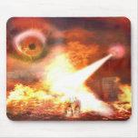 GL1TCHG0R3's Gearball Apocalypse Mousepad