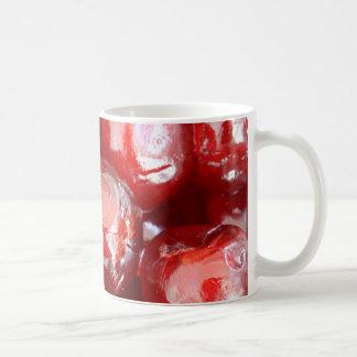 Glace cherry mug