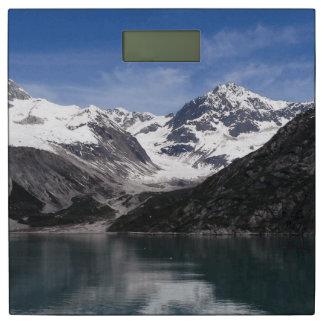 Glacial Bay, Alaska Bathroom Scale