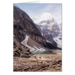 Glacial Debris - Notecard Stationery Note Card