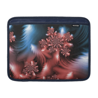 Glacial garden sleeves for MacBook air