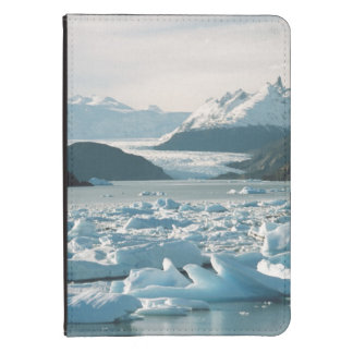 Glacial Icebergs Kindle 4 Cover