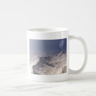 Glacial Landscape Coffee Mug