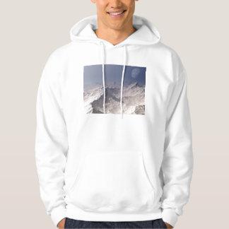 Glacial Landscape Hoodie