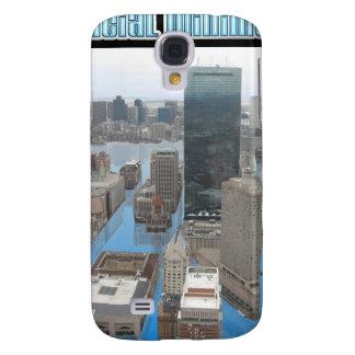 Glacial Minimum - Black Samsung Galaxy S4 Covers