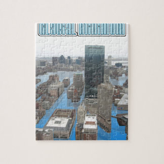 Glacial Minimum Jigsaw Puzzles
