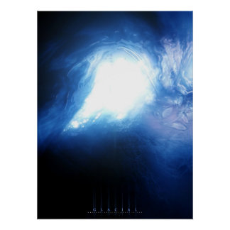 Glacial Poster