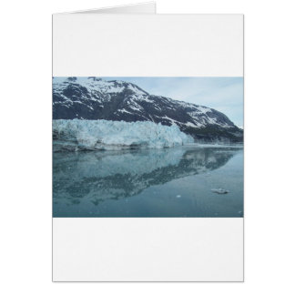 Glacial Reflections Card