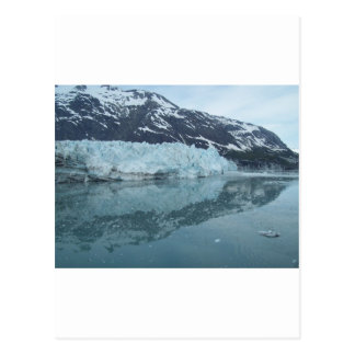 Glacial Reflections Postcard