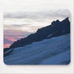 Glacial Sunset Mousepad