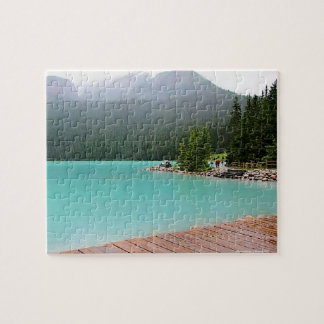 Glacial Waters of Lake Louise Puzzle Box Set