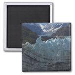 Glaciar Alaska de Margerie Imanes De Nevera