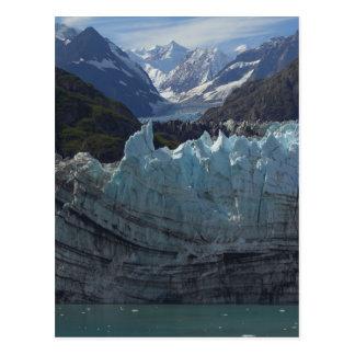 Glaciar Alaska de Margerie Postal