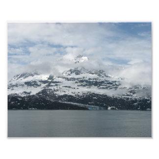 Glaciar azul cojinete