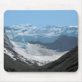 Glaciar colgante alfombrilla de ratones