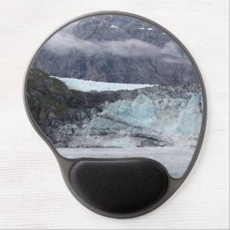 Glaciar de Alaska Alfombrillas De Raton Con Gel