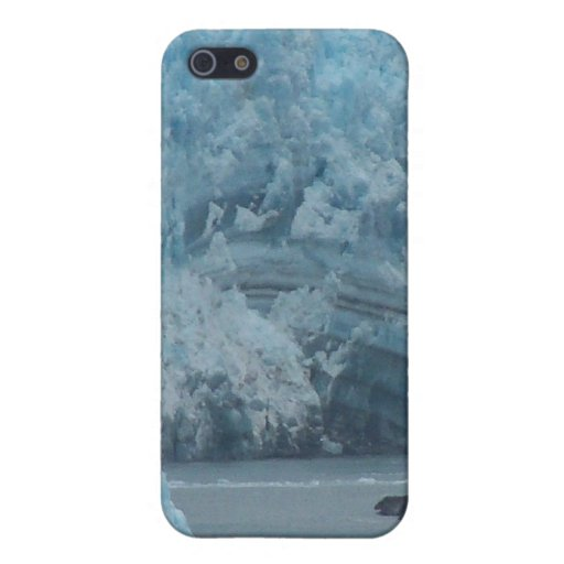 Glaciar de Alaska Hubbard iPhone 5 Funda
