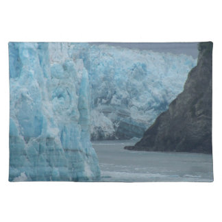 Glaciar de Alaska Hubbard Mantel Individual