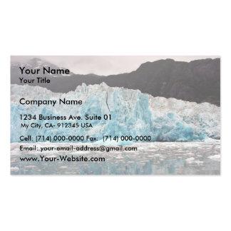 Glaciar de Chenega Tarjeta De Visita