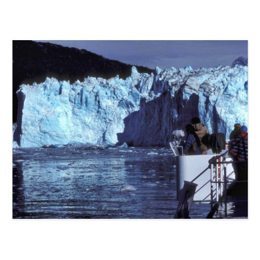 Glaciar de Columbia Postales