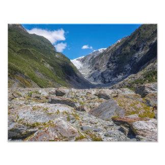 Glaciar de Francisco José, Nueva Zelanda - Cojinete
