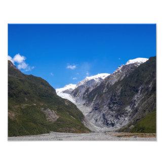 Glaciar de Francisco José, Nueva Zelanda - Fotografía