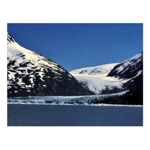 Glaciar de la marea postal