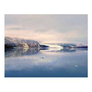 Glaciar de Margerie Glacier Bay Alaska postal