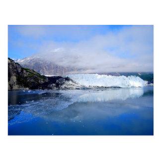 Glaciar de Margerie postal de Alaska del Glacier