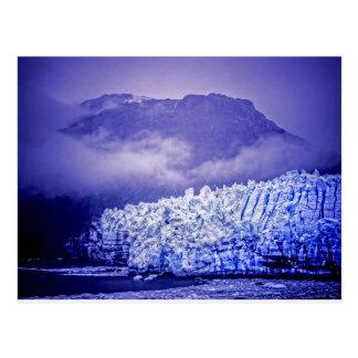 Glaciar de Margerie Tarjetas Postales